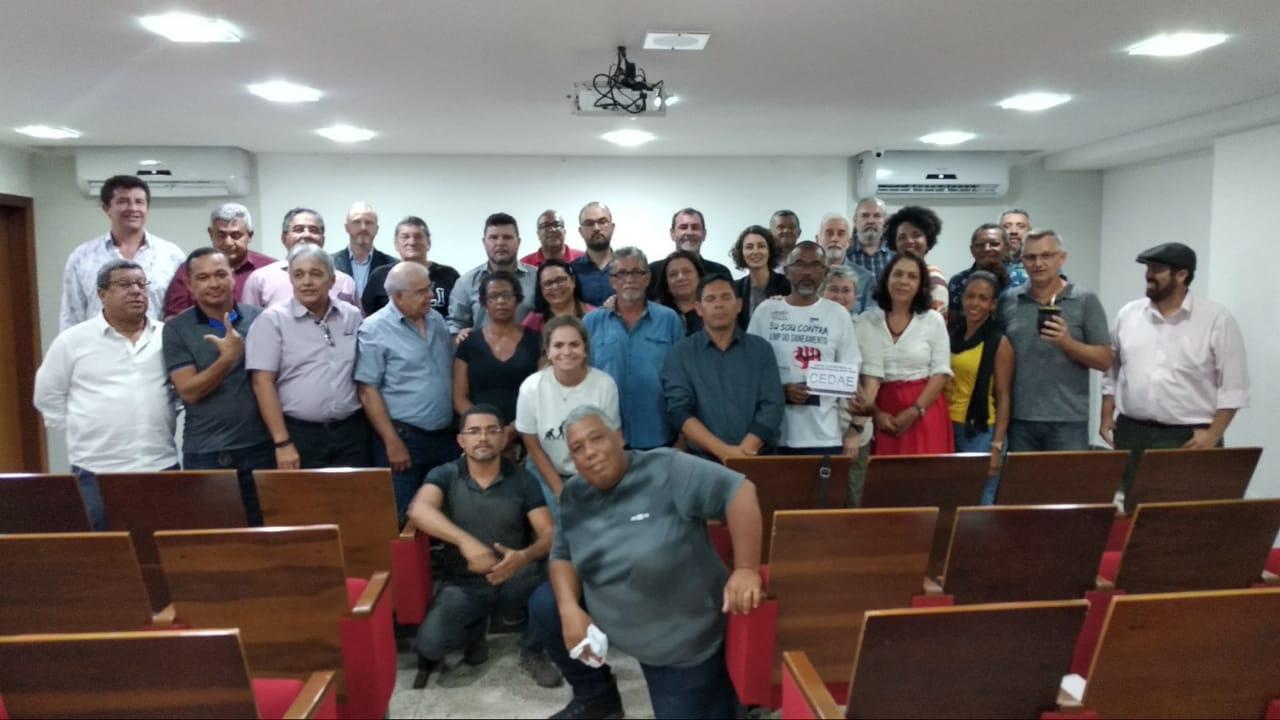 Assembleia de fundação do ONDAS
