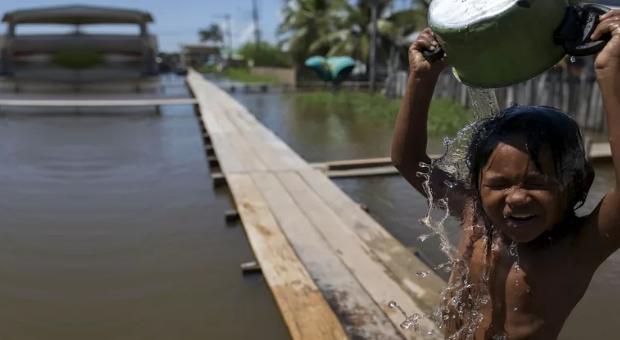 A luta pela água na Amazônia (Tese de Doutorado: Sandoval Alves Rocha)