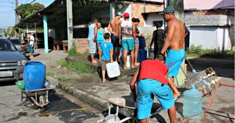 2º Relatório (Léo Heller): Direitos humanos à água potável e ao esgotamento sanitário
