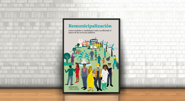 remunicipalização de serviços públicos