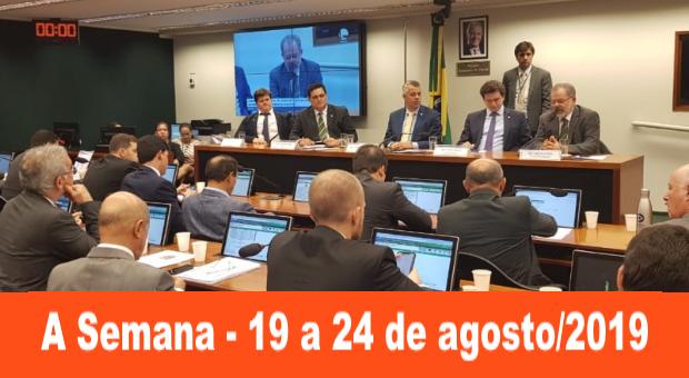Câmara instala comissão para discutir marco legal do saneamento básico
