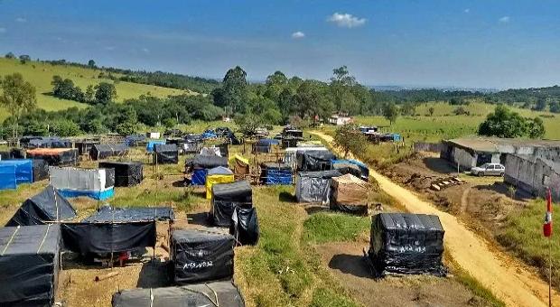 Acampamento em Valinhos(SP): ONDAS pede suspensão de despejo e realização de reunião conciliatória