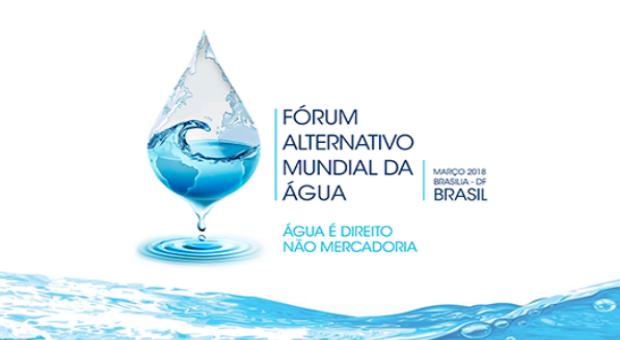 forúm alternativo mundial da água