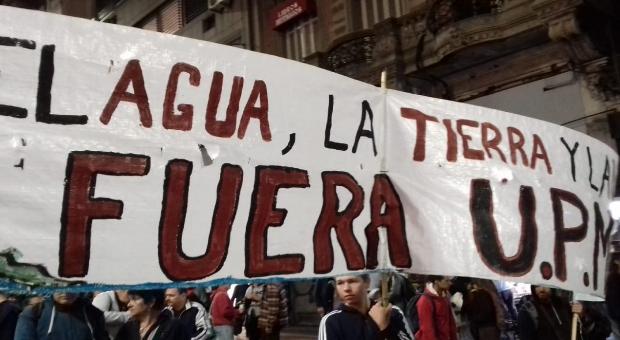 Declaração conjunta de grupos sociais e ambientais uruguaios, finlandeses e internacionais sobre a UPM2