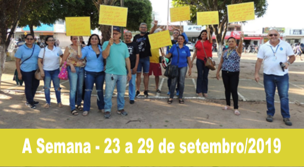 protestos contra privatização do saneamento