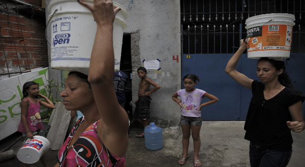 7º Relatório (Léo Heller): Direitos humanos à água potável e ao esgotamento sanitário