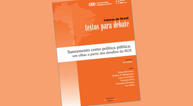 Saneamento como política pública