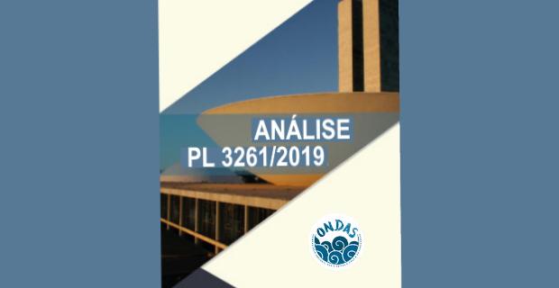 Análise: PL 3261/19 é inconstitucional e viabiliza o monopólio privado no setor de saneamento