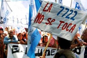 Luta contra privatização do saneamento 3