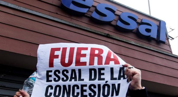 No Chile: 90% votam pelo fim de concessão dos serviços de água à empresa privada