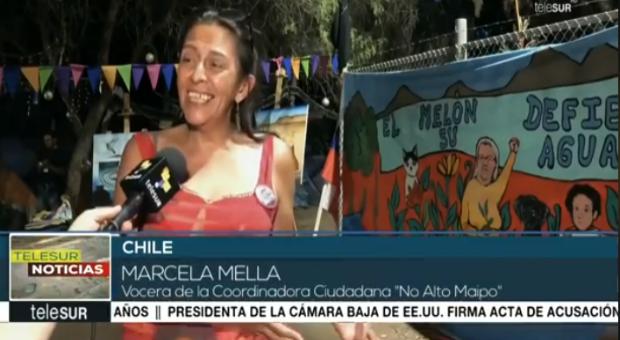 Comunidades chilenas decidem recuperar suas fontes hídricas