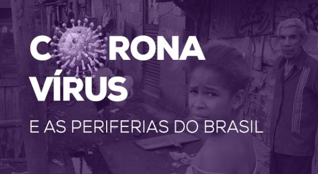 coronavírus nas periferias do Brasil