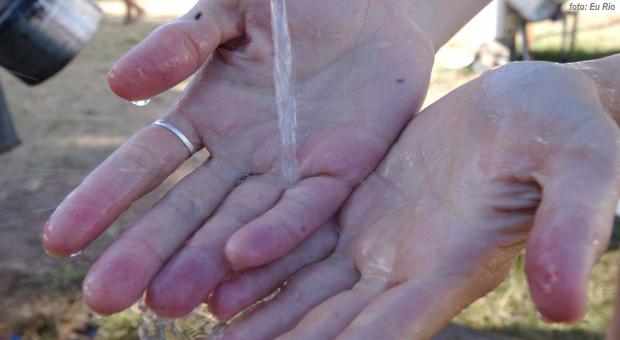 água direitos humanos