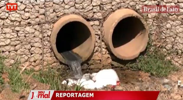 Empresas de saneamento estão à beira da privatização