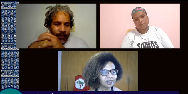 Live do ONDAS: Racismo Ambiental e o direito de acesso à água