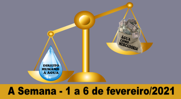 Prefeitos divergem entre privatizar ou não os serviços de saneamento