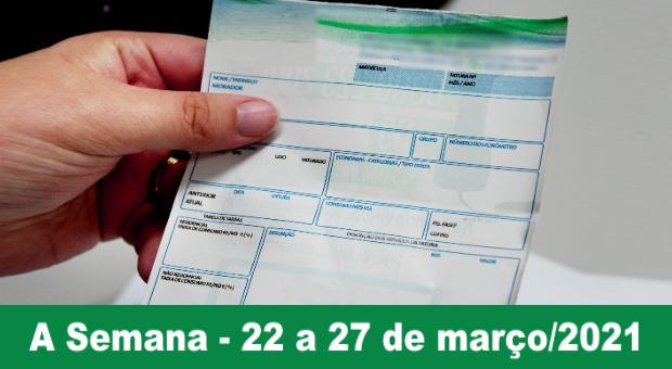 Tarifa social como instrumento de garantia ao acesso à água: exemplo do DF e de Portugal