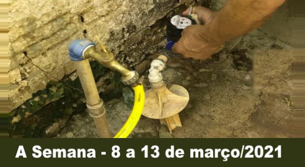 Famílias de baixa renda têm acesso ao direito à água limitado em plena pandemia
