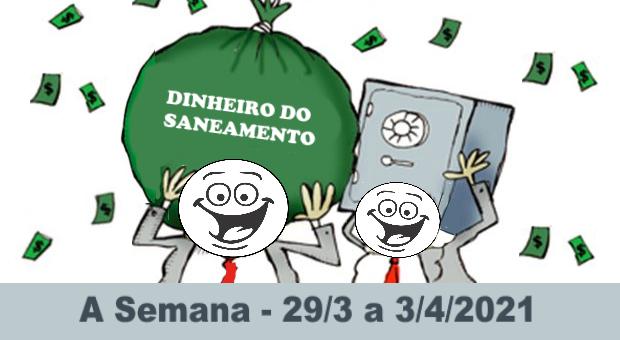 Privatizações do setor de saneamento bancadas com dinheiro público