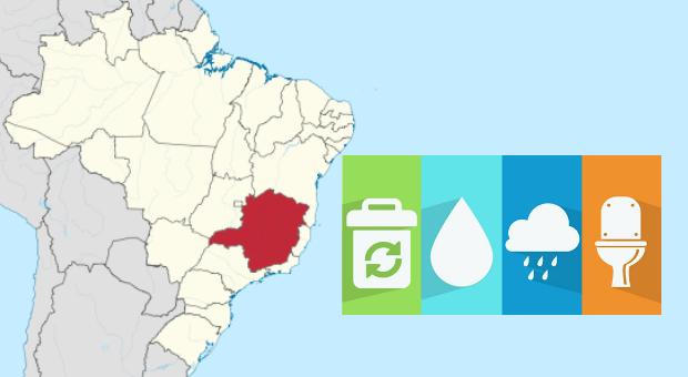 Sobre a Nota Técnica Metodologia de construção das Unidades Regionais de Saneamento Básico no Estado de Minas Gerais