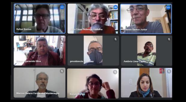 ENDHAS: atividade preparatória reúne grupos e entidades para construção de espaços de participação de movimentos sociais e populares